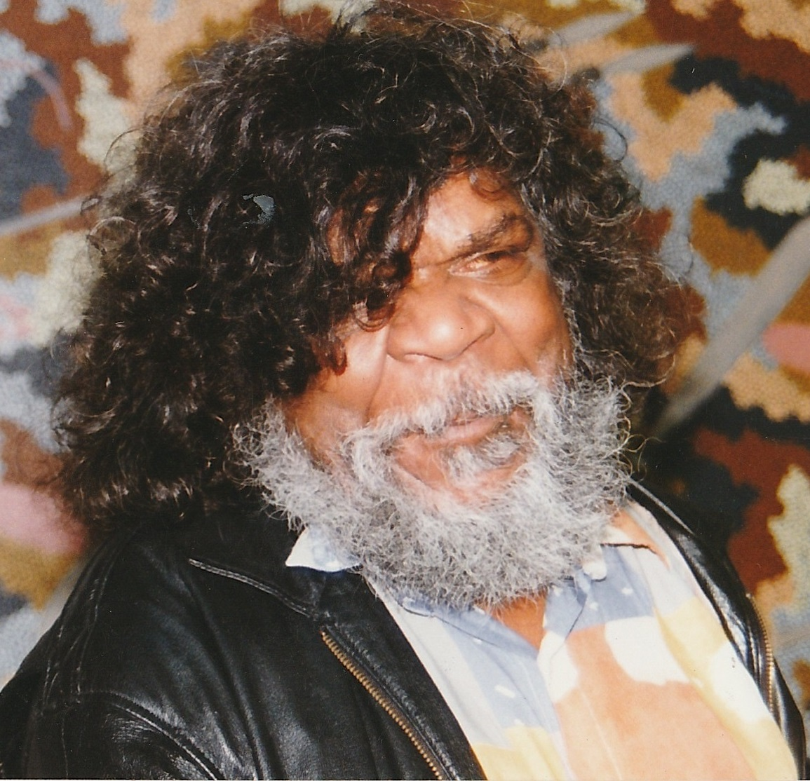 Clifford Possum Japaltjarri Photo