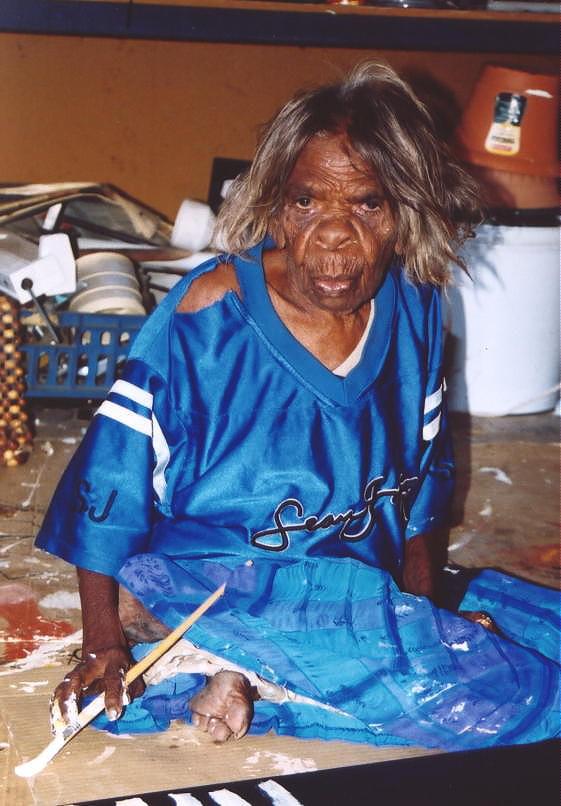 Makinti Napanangka Photo
